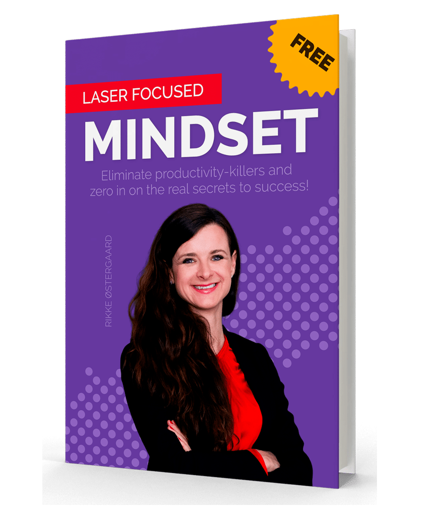 Get Your Free Copy of Laser Focused Mindset